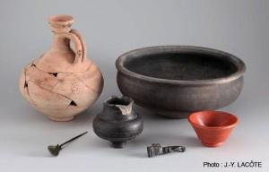 Objets gallo-romains