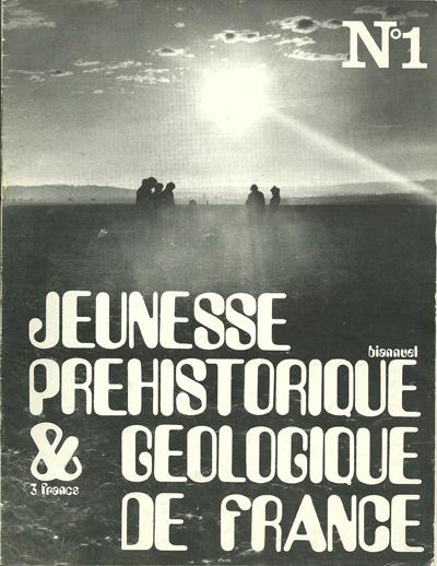 Les publications archéologiques de l'association JPGF