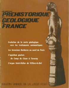 Bulletin annuel de la JPGF n° 3 - Année 1973