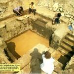La JPGF et l'archéologie dans le Val d'Oise