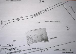 Sur les traces des meuliers gallo-romains