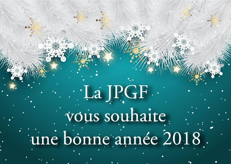 Voeux de la JPGF